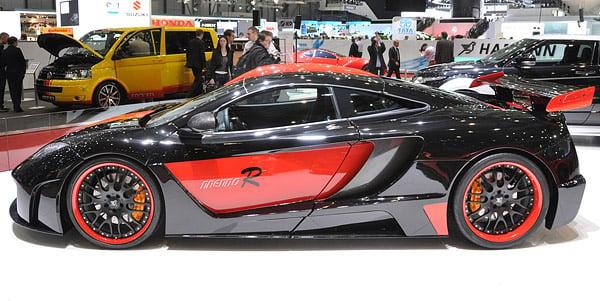 Hamann memoR McLaren MP4