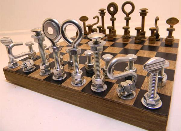 Hardware Chess Set