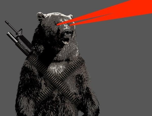 Laser Bear FTW