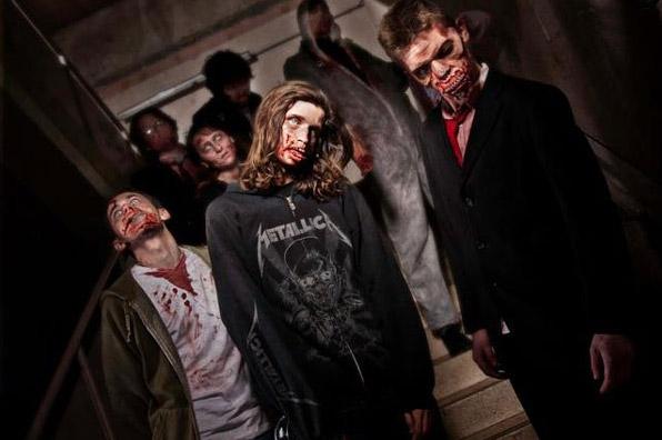 Zombie Shopping Mall