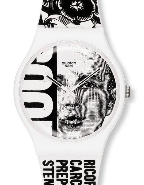 Swatch x Lorenzo Petrantoni