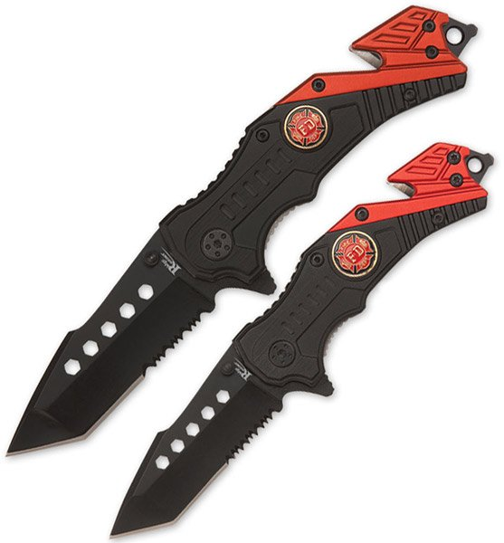 Ridge Runner Firefighter Knives