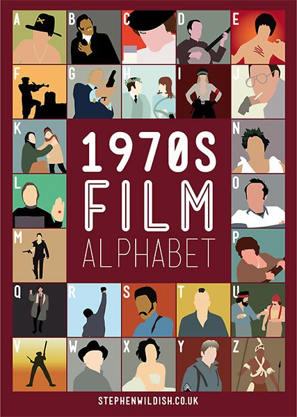 Film Alphabets