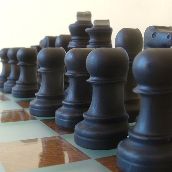 Chess Set Soap