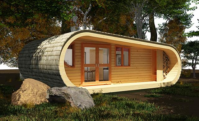 ecoPerch Lodge
