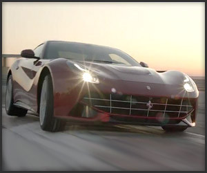 F12 Berlinetta Launch Video
