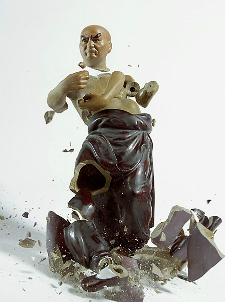 Shattered Figurines