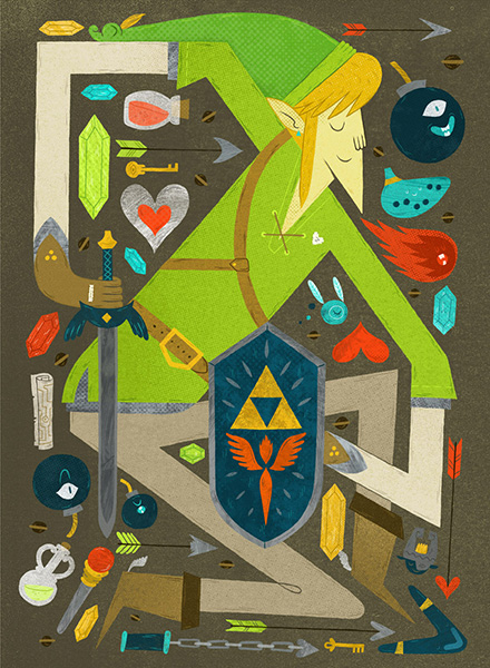 Triforce Tribute