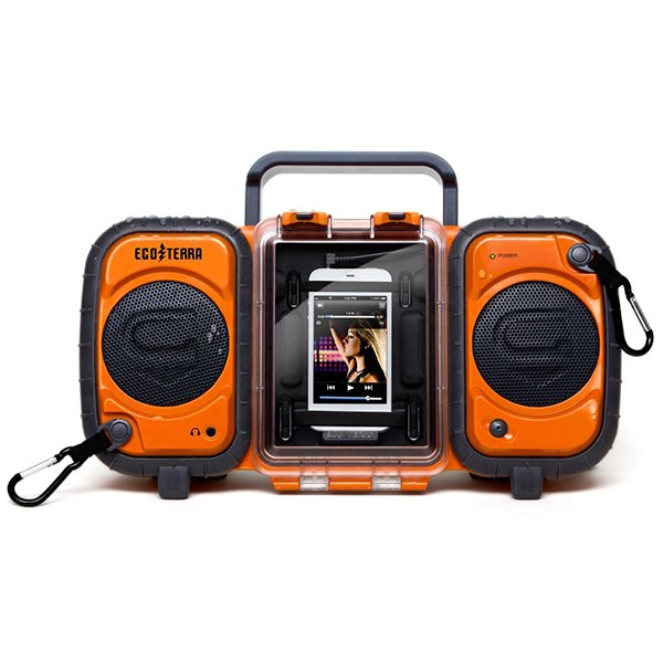 Eco Terra Boombox The Awesomer