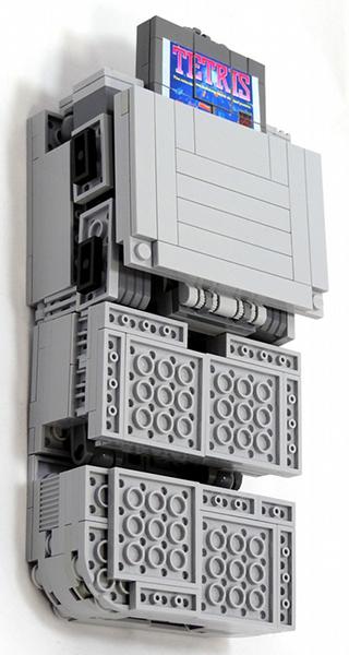 LEGO Game Boy Transformers