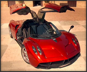 The Pagani Huayra Story