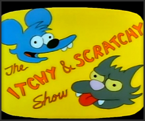 Itchy & Scratchy Compilation