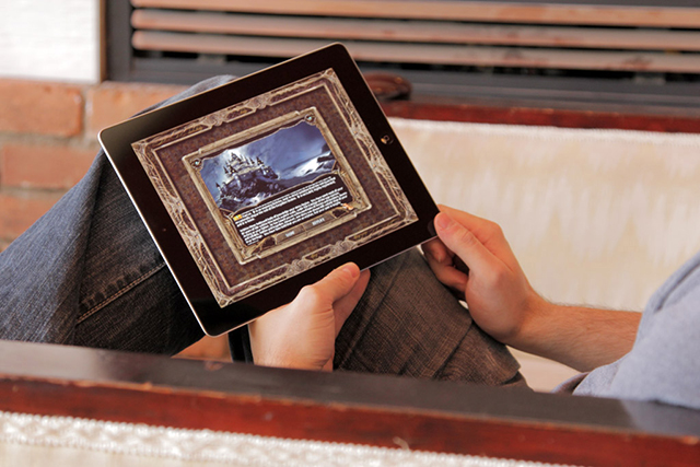 Baldur's Gate Enhanced for iPad