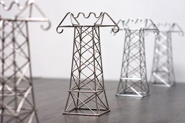Power Lines Cable Organizer