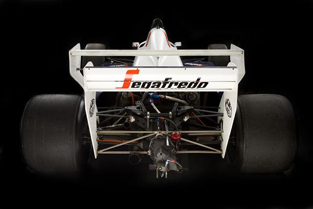Senna's 1984 Toleman
