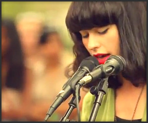 Kimbra: Settle Down (Live)