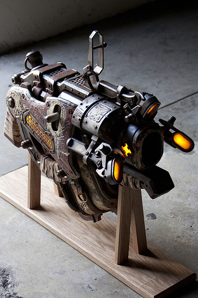 GoW Digger Launcher Replica