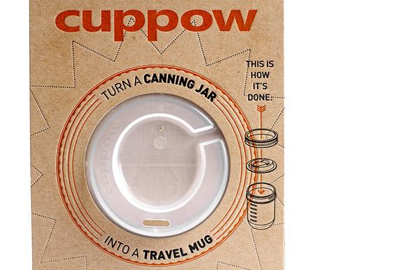 Cuppow Jar Lid