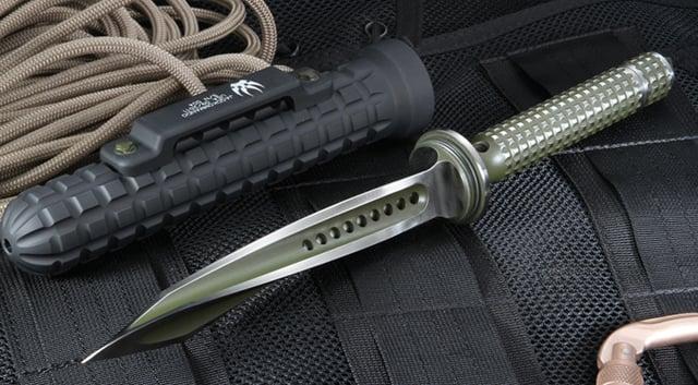 Jagdkommando Tri-Dagger Knife