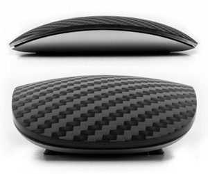 Carbon Fiber Magic Mouse
