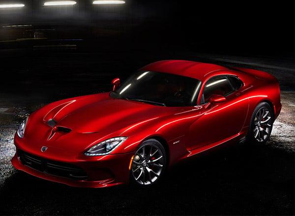 2013 Dodge Viper SRT