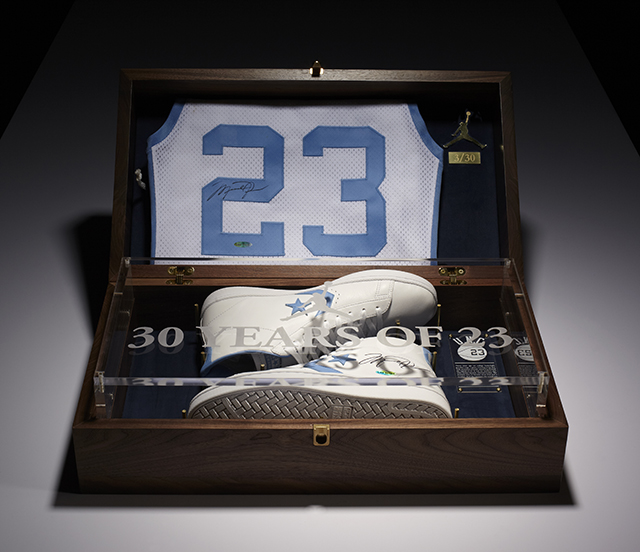 Jordan Commemmorative Pack