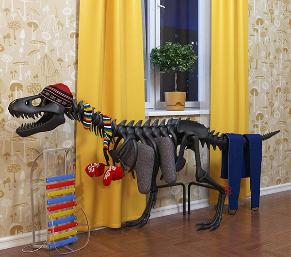 Thermosaurus Radiator