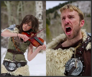Skyrim: Violin and Vocals