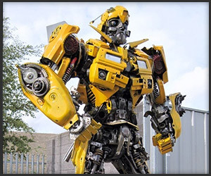 Bumblebee Sculpture