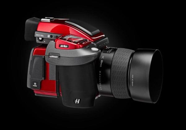 Hasselblad H4D-40 Ferrari