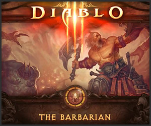 Diablo III: The Barbarian