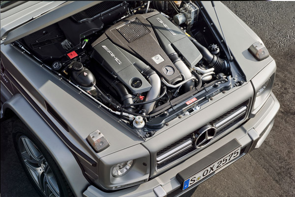2013 Mercedez-Benz G63 AMG