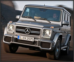 2013 Mercedez-Benz G63 AMG
