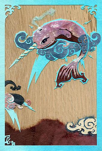 Cutout Paper Art