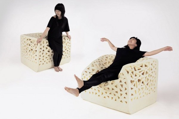 The Breathing Chair