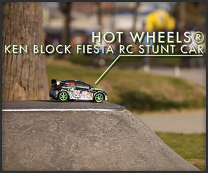 Hot Wheels x Ken Block