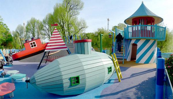 Monstrum Playgrounds