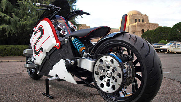 Retractable Power Cord >> ZecOO Electric Motorcycle