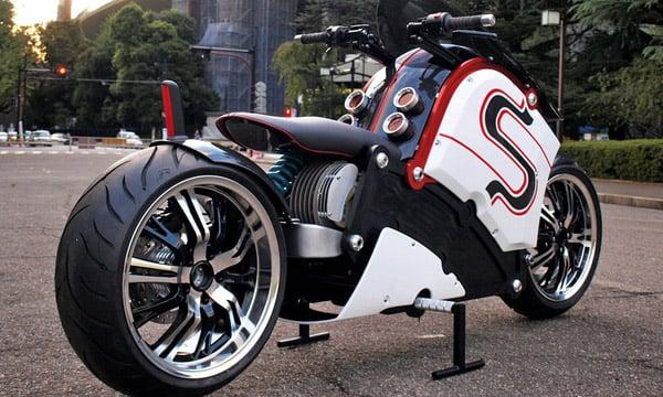 ZecOO Electric Motorcycle