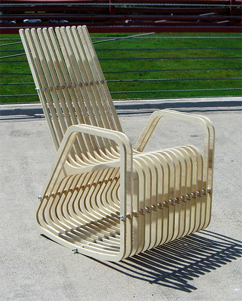 Rocking 2-Gether Chair