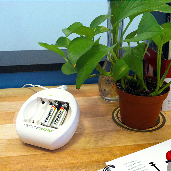 SecondWind Battery Charger