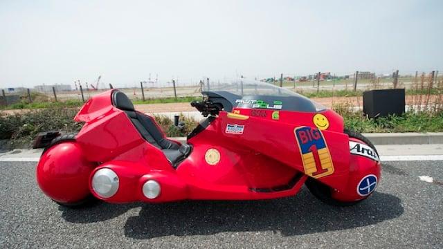 Akira Bike Replica