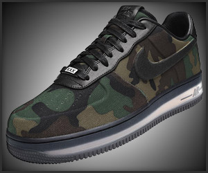 Air Force 1 Max Air VT Camo