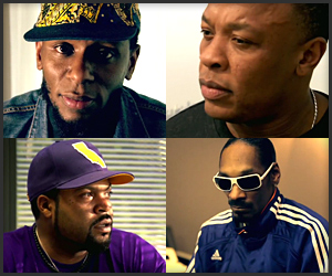 The Art of Rap (Trailer)