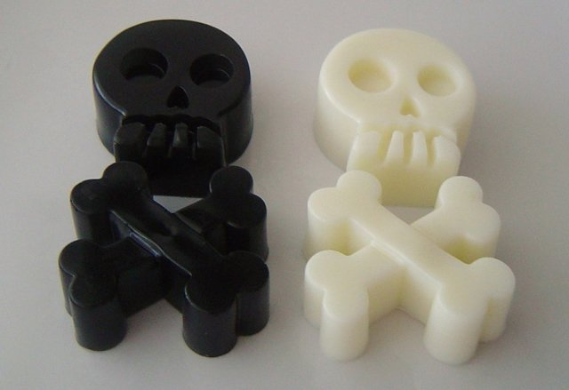 Skull & Crossbones Soap