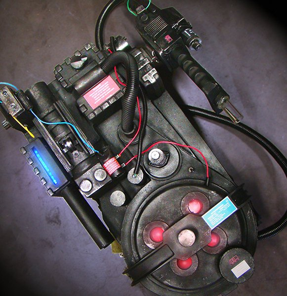 Ghostbusters Proton Pack Replica