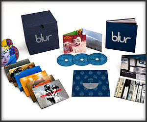 Blur 21 Retrospective Box Set