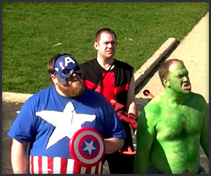 Low-Budget Avengers Trailer 2