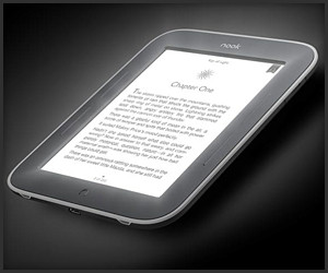 Nook SimpleTouch w/ GlowLight