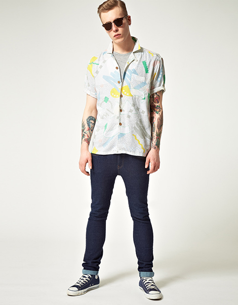 ASOS Hawaiian Shirts